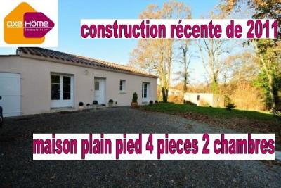 Vente maison / villa Nantes