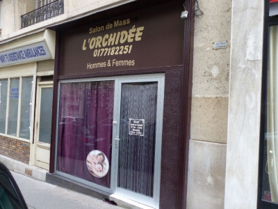 Vente Boutique Paris 12ème