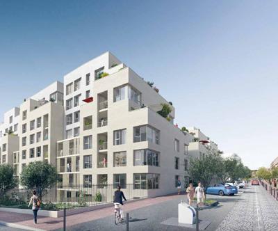 Appartement Bagneux 1 pièce(s) 34,02 m2