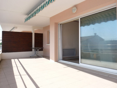 Appartement avec garage de 50 m²