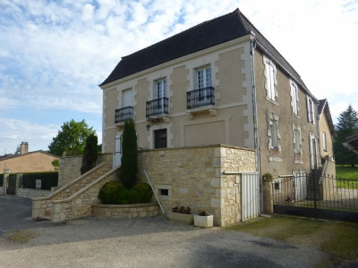 Country house 10 rooms Mazeyrolles