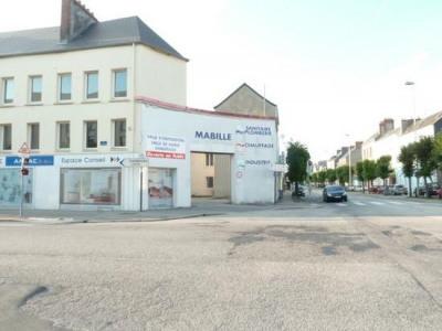 Locação - Loja 7 assoalhadas - 1800 m2 - Cherbourg - Photo