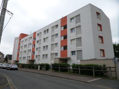 Appartement Nevers 3 pièces 56 m² avec garage privé