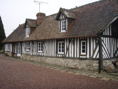 Manor house 4 rooms