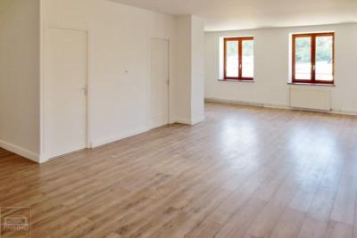 Appartement neuville sur saone 4 pièces 110 m²