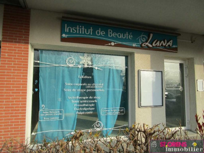 Location local commercial Sainte Foy d'Aigrefeuille
