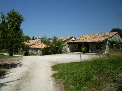 Boerderijwoning 6 kamers Montaigu de Quercy