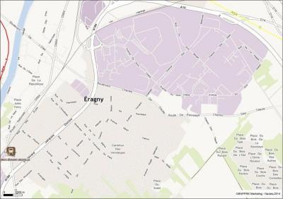 Vente Local d'activités / Entrepôt Éragny