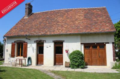 Maison ancienne, en campagne