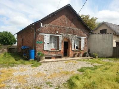 Maison de plain pied située entre Aumale et Formerie