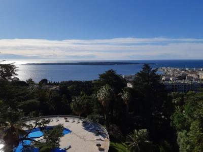 A VENDRE Cannes Californie Résidence de prestige Vue mer panora Cannes