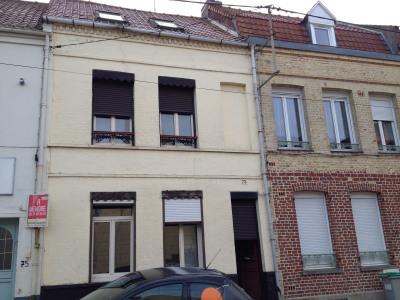 Maison * 4 pièces * 94 m² * 62500 Saint OMER * 90 000 euro