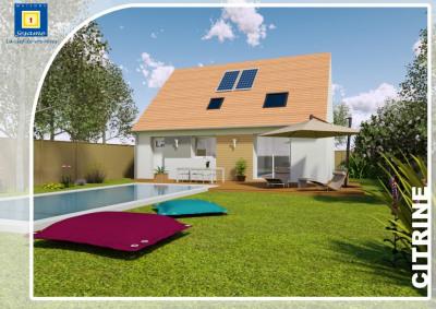 Terrain 165 m² Melun (77000)