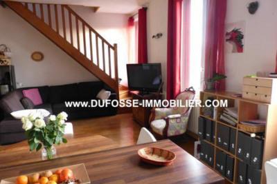 Duplex 107 m² habitables