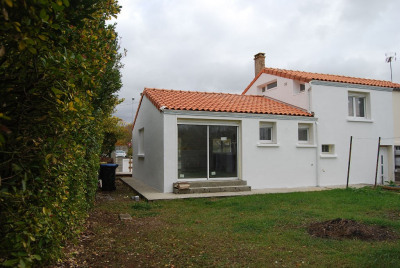 A vendre la rochelle la rossignolette maison 90 m²