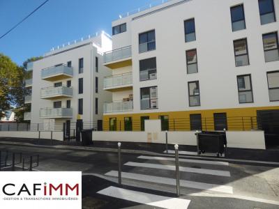 Villeurbanne T2 41m² avec balcon et garage