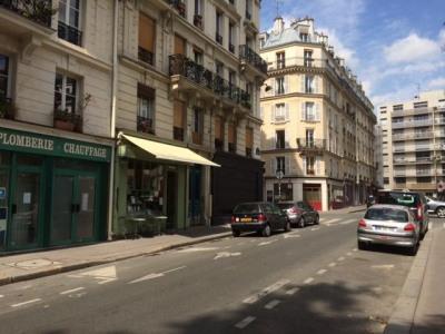 2 pièces / Atelier square Gardette