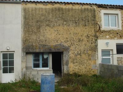 Maison à finir de rénover