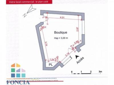 Vente Local commercial Saint-Mandé