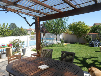 Villa T5/6 avec piscine