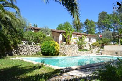 Maison Grasse 5 pièce (s) 180 m² - terrain 3550 m²