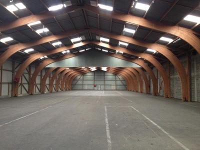 Location Local d'activités / Entrepôt Bolbec
