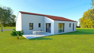 Maison  5 pièces + Terrain 753 m² Bazoges en Paillers (85130) par MAISONS NEHO