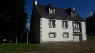 Maison de bourg,  m² - Loguivy Plougras (22780)