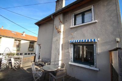 Maison 161m² sur deux niveaux avec grande terrasse