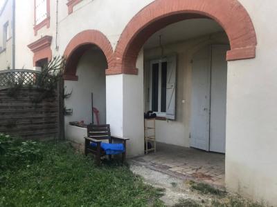 Castanet tolosan - T3 avec jardin
