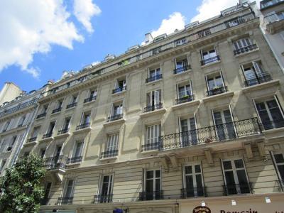 Appartement deux pièces 37 m²