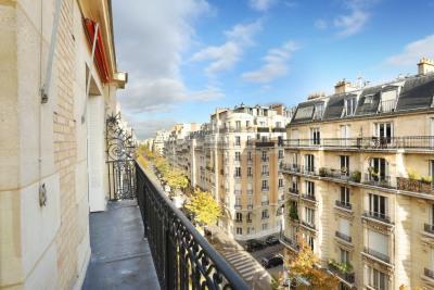 Paris XVIe - Michel Ange - Exelmans