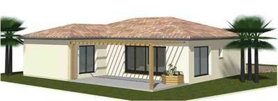 Maison  4 pièces + Terrain 400 m² Bénesse Maremne par LB CREATION