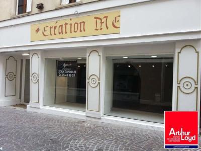 Location Boutique Romans-sur-Isère