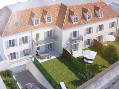 Vente appartement Senlis - Centre