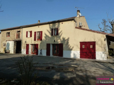 Vente maison / villa Caraman  Secteur (31460)