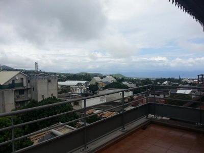 Appartement F3 avec terrasse