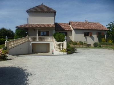 Maison contemporaine, 200 m² - Prayssac (46220)