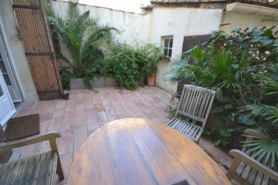 Appartement et terrasse