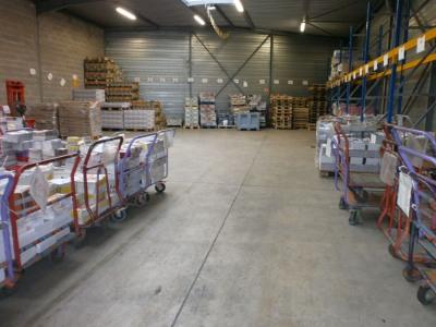 Vente Local d'activités / Entrepôt Moissy-Cramayel