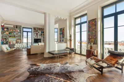 NICE BAS CIMIEZ - appartement d'exception 5/6 pièces 229m