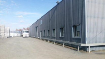 Location Local d'activités / Entrepôt Parçay-Meslay 0