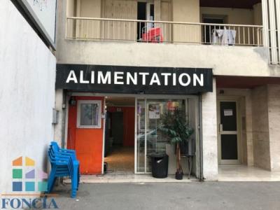 Vente Local commercial Marseille 4ème