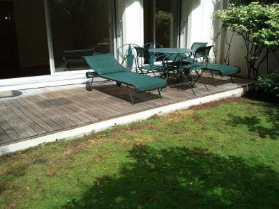 2PIECES avec Terrasse et Jardin