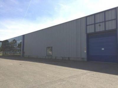 Location Local d'activités / Entrepôt Les Mureaux 0