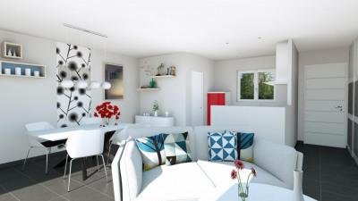 Votre maison sur un terrain viabilisé, plat, tout à pieds commerces, écoles, RER, secteur pavillonnaire, 30 mn Paris Austerlitz.