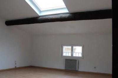 Studio au dernier étage
