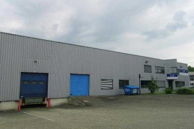 Vente Local d'activités / Entrepôt Geispolsheim