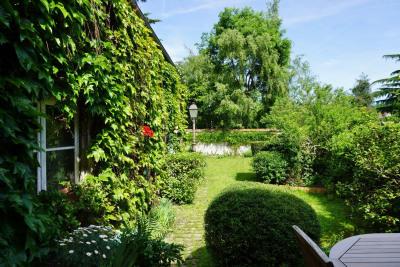 Venta  - casa de ciudad  7 habitaciones - 186 m2 - Montfort l'Amaury - Photo