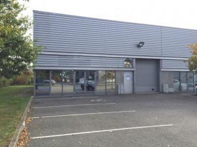 Vente Local d'activités / Entrepôt Saint-Jacques-de-la-Lande 0